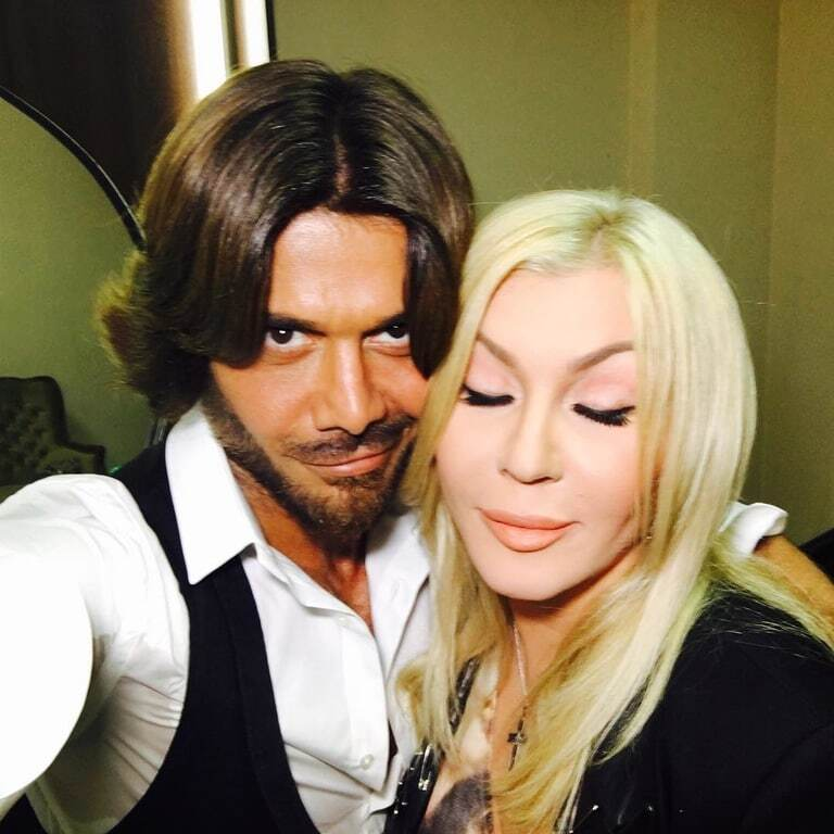 райан аслан ахмадов и ирина билык фото гармонично