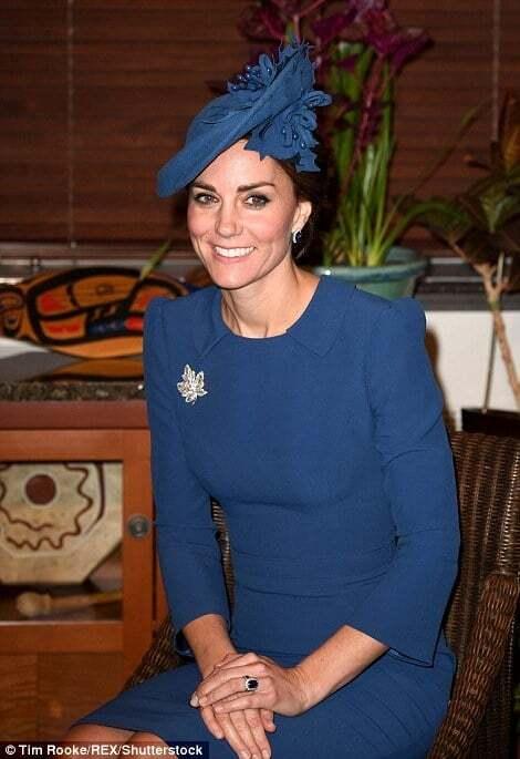 Кейт Миддлтон выгуляла в Канаде наряды на $80 тысяч: лучшие платья герцогини