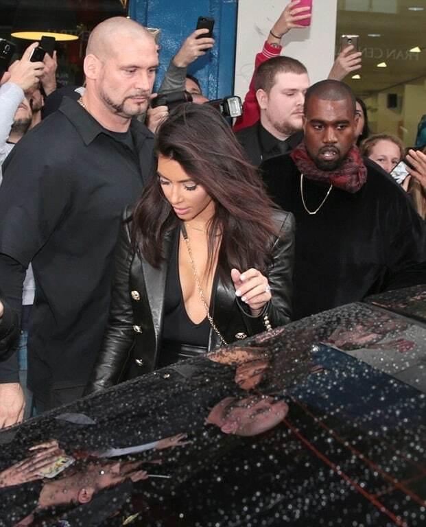 Телохранитель Ким Кардашьян в момент ее ограбления находился в ночном клубе
