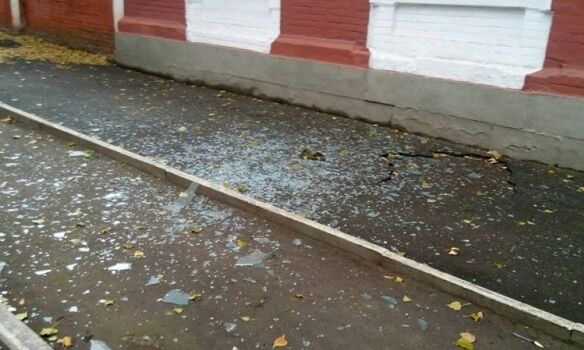 В Кропивницком в армейской казарме взорвалась граната, есть погибший
