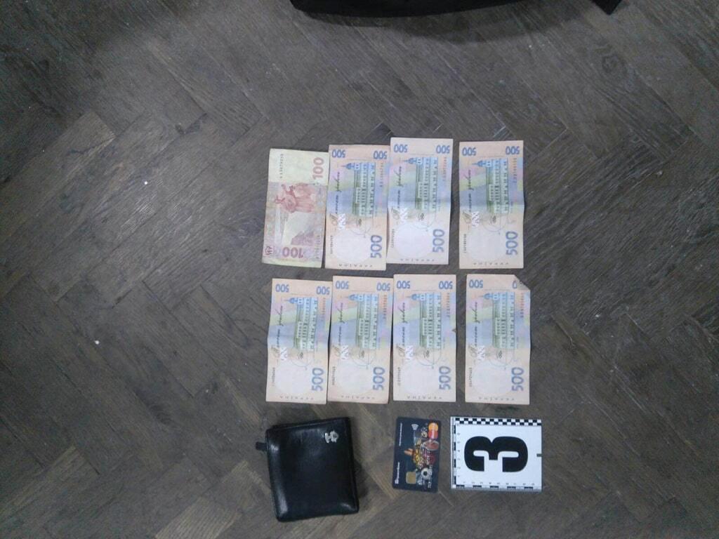 В Киеве арестовали курсантов-наркоторговцев