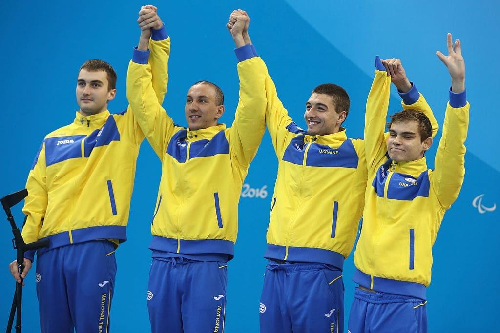 Форму сборной Украины признали лучшей на Паралимпиаде-2016