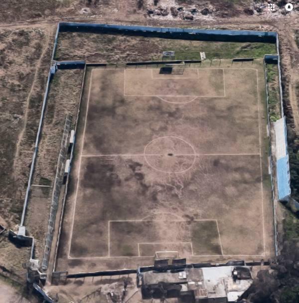Аргентинская футбольная команда 30 лет играла на неправильном поле: курьезные фото
