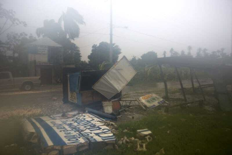 Ситуация катастрофическая: буря десятилетия унесла жизни более 100 человек на Гаити