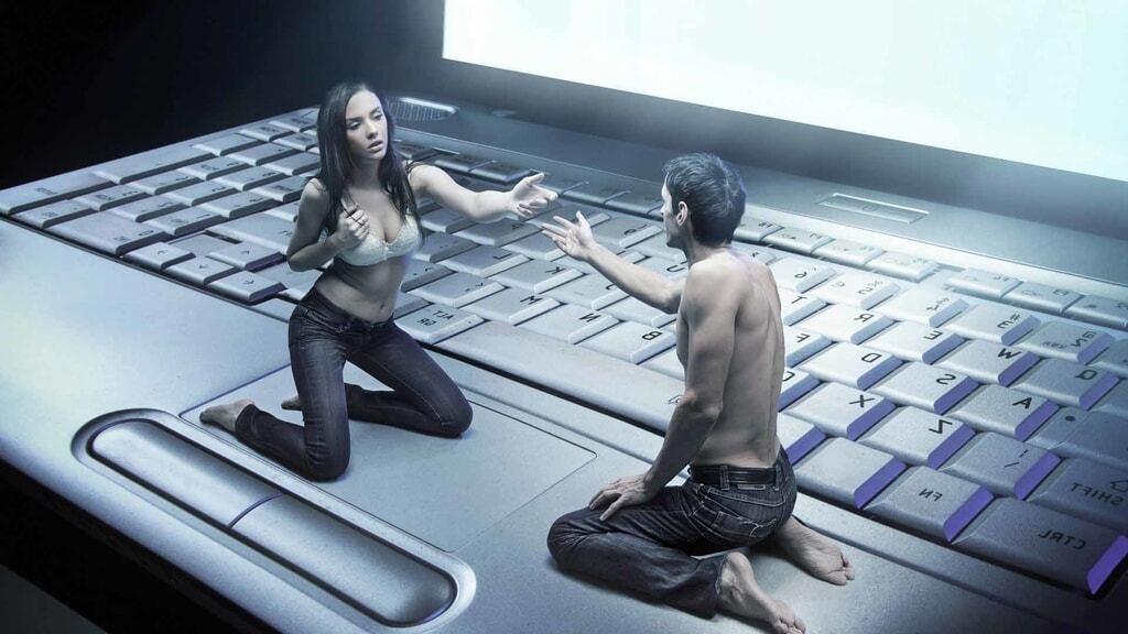 3Девушки желающие виртуальный секс веб