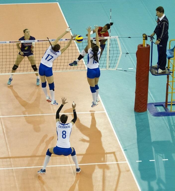 Жіноча збірна України з волейболу вийшла на чемпіонат Європи