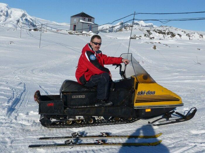 Жизнь в Антарктиде: метеоролог из Чернигова поделился опытом