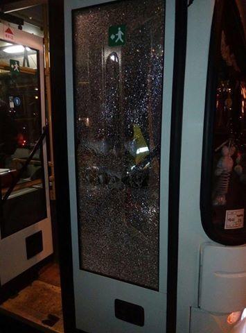 У Дніпрі відкрили вогонь по міському тролейбусу