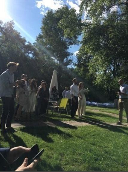 ЗМІ опублікували фото з весілля юної заступниці Авакова