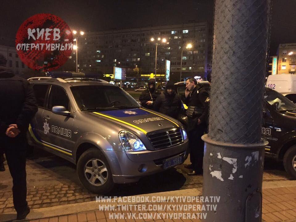 """У Києві припинилися стеження за нардепом: затримані назвалися бійцями """"Миротворця"""""""