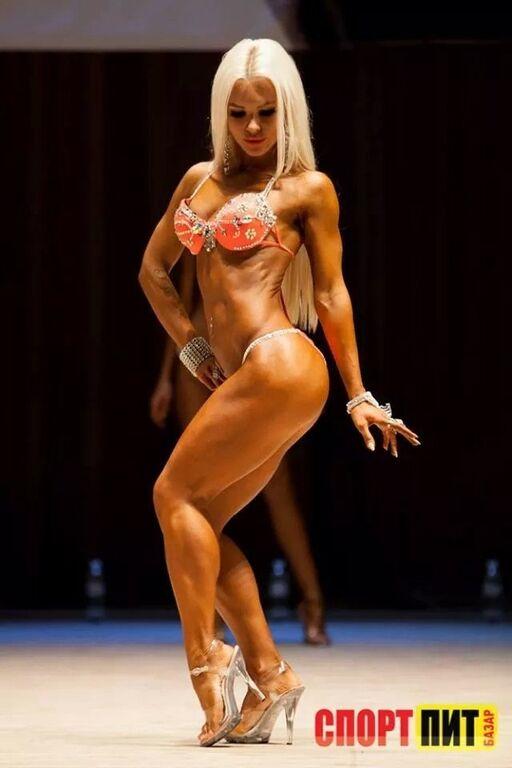 Чемпіонка Європи з фітнес-бікіні з Києва зайнялася сексом у російському шоу