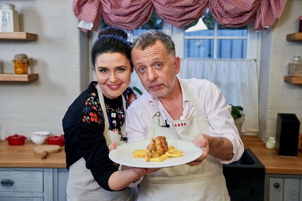 Фаршированный цыпленок без костей: рецепт от Саввы Либкина и Людмилы Барбир
