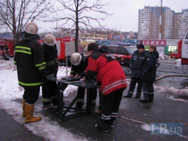 Відмінно запалили: у Києві ледь не згорів стриптиз-клуб