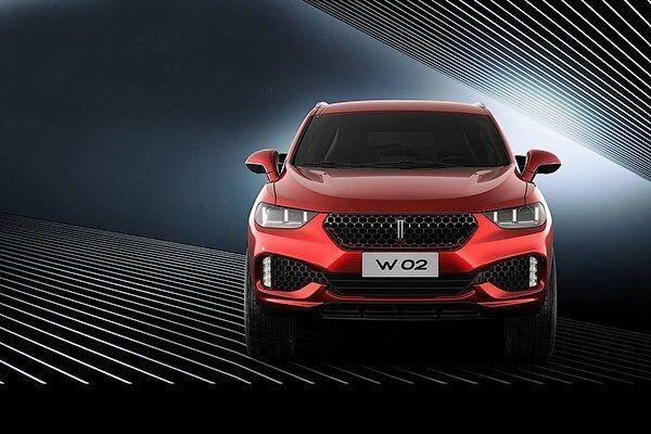 Great Wall показал две модели кроссоверов премиум бренда Wey