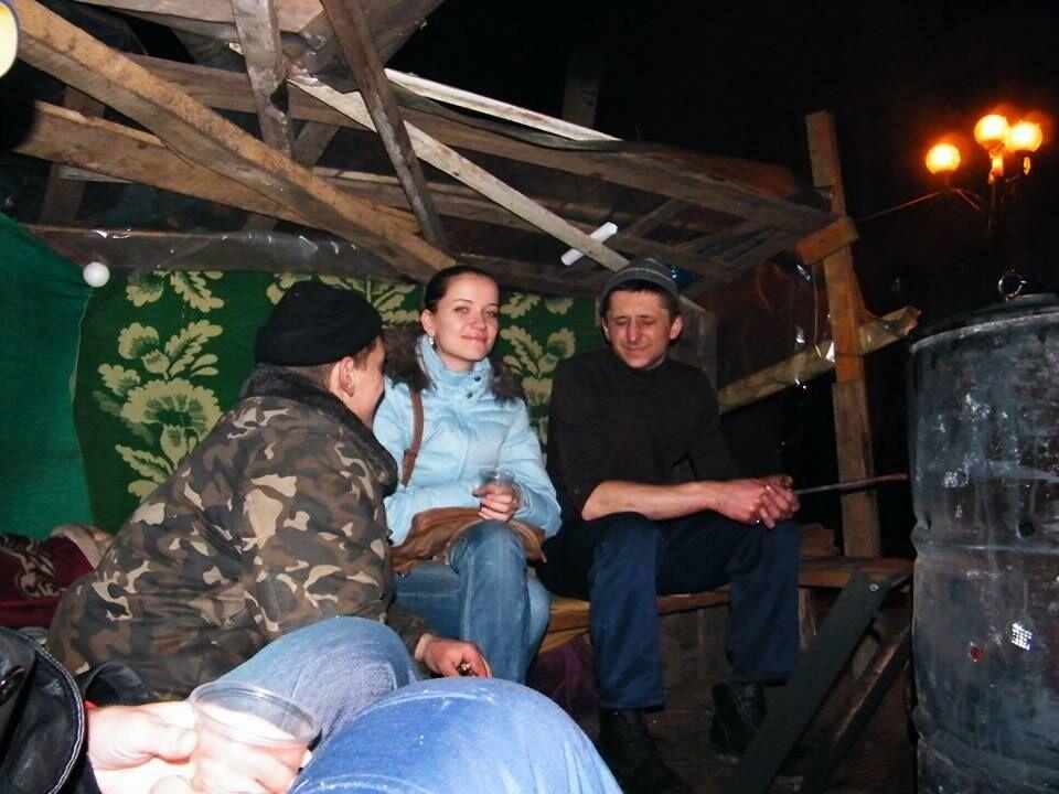 Любовь и революция: пять историй пар, которые встретились на Майдане