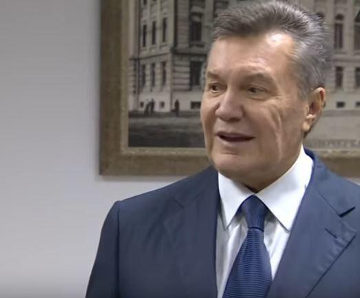 Ні сала, ні ковбаски: Янукович здивував змарнілим виглядом