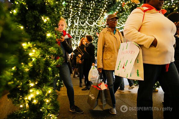вибратор традиционный рождественский сезон распродаж парень
