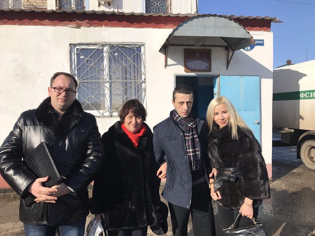 Хайсера Джемілєва випустили із російської в'язниці