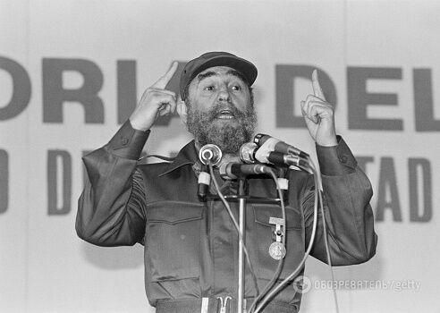 Помер Фідель Кастро: подробиці онлайн