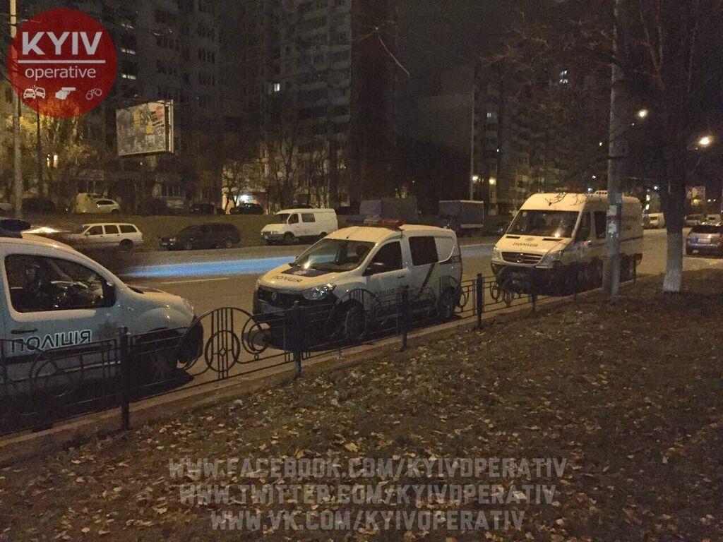 У нічному клубі Києва стався інцидент із гранатою