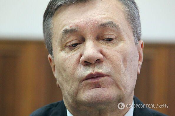 Виступав шість годин: Янукович дав свідчення у справі Майдану