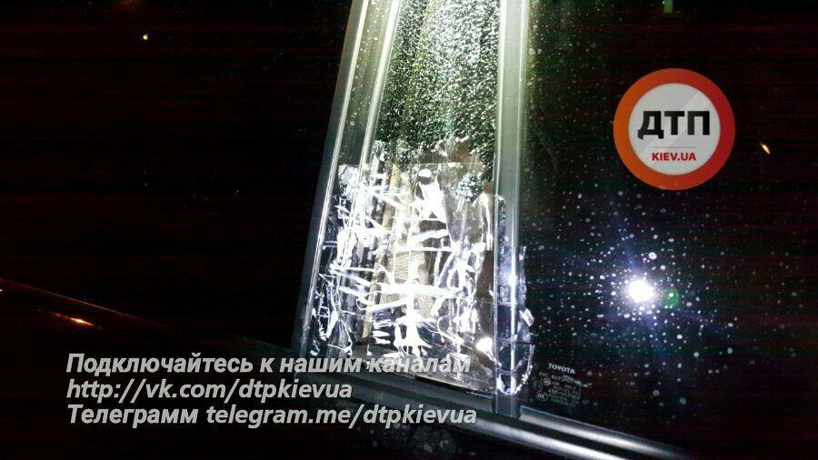 У Києві злочинці влаштували вечірні гонки з копами
