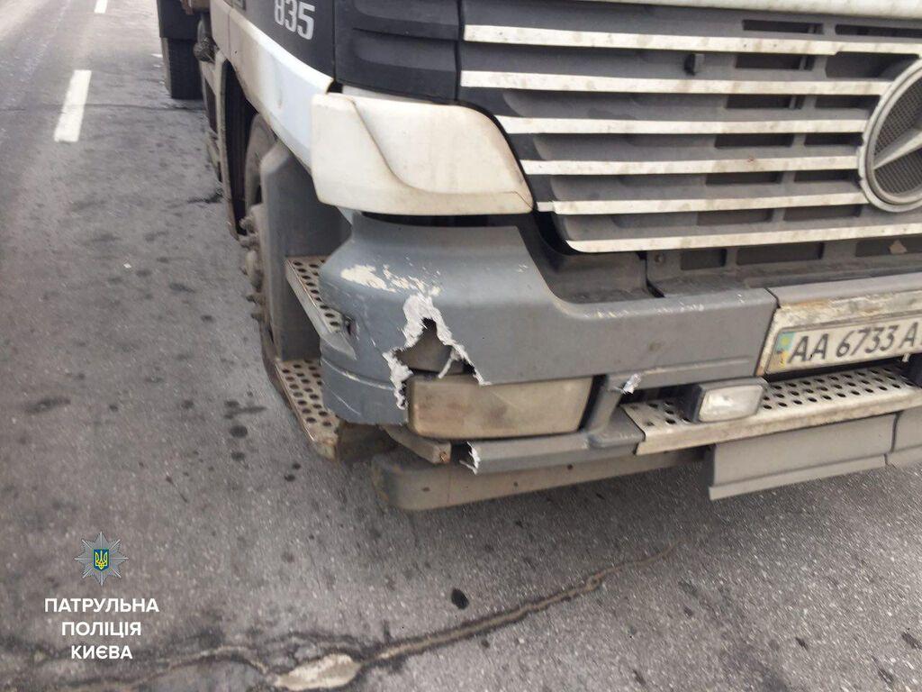 Погоня зі стріляниною в Києві: стало відомо, як затримали буйного водія