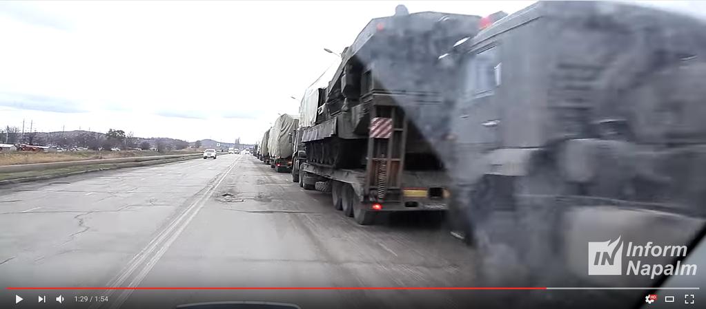 Підготовка до українських навчань: Росія перекинула до Криму систему ППО для ураження літаків