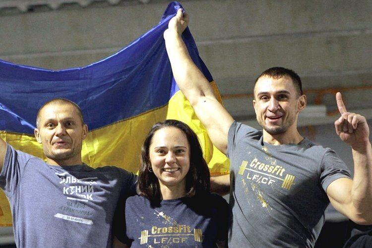 Завоювали Європу: українці перемогли на міжнародному чемпіонаті з кросфіту