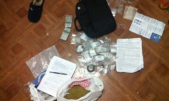 Поліція накрила в Україні велику мережу кібер-наркоторговців