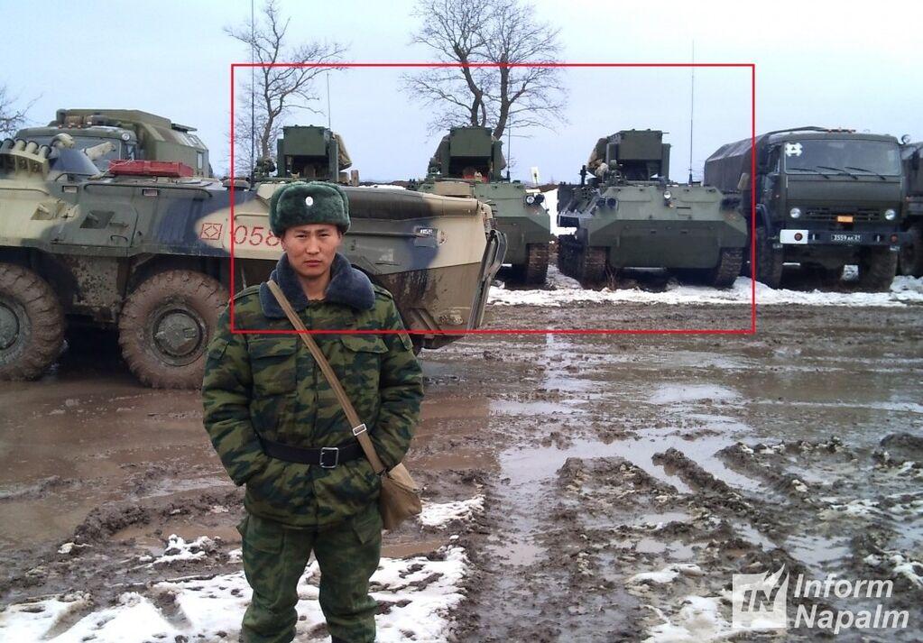 """На Донбасі помітили секретну російську станцію """"Рубікон"""""""