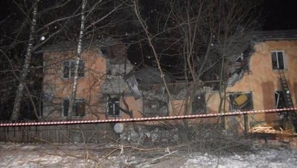 У Росії стався вибух газу в житловому будинку: шестеро загиблих, серед них - дитина