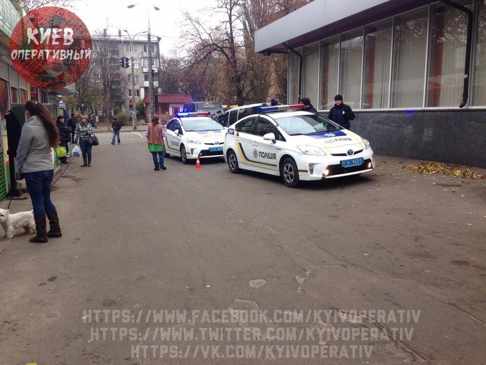У Києві обурений пішохід влаштував розборки з водієм
