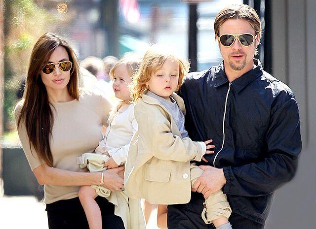 Анджеліна Джолі відстояла одноосібну опіку над дітьми