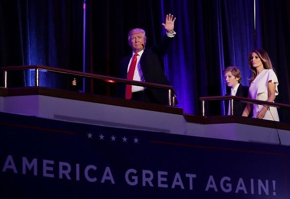 Смена караула: как у Трампа получилось выиграть выборы