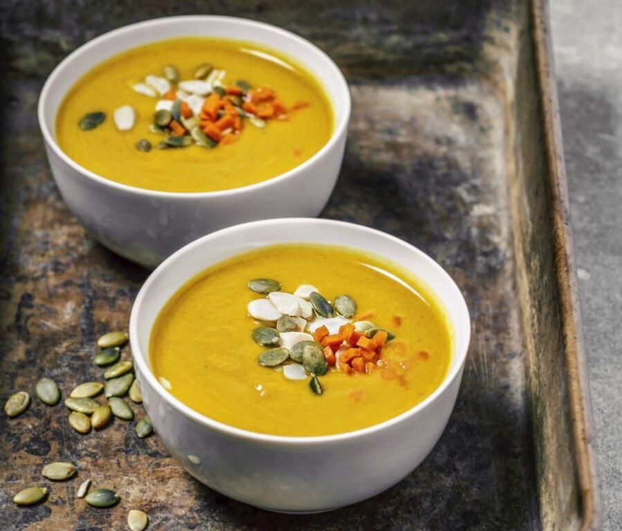 Сезон тыквы: готовим блюда из сладкого овоща