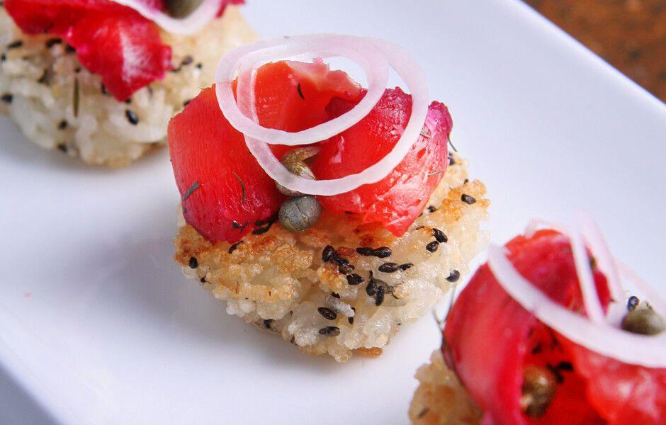 Готовим роллы: легкие рецепты японских блюд
