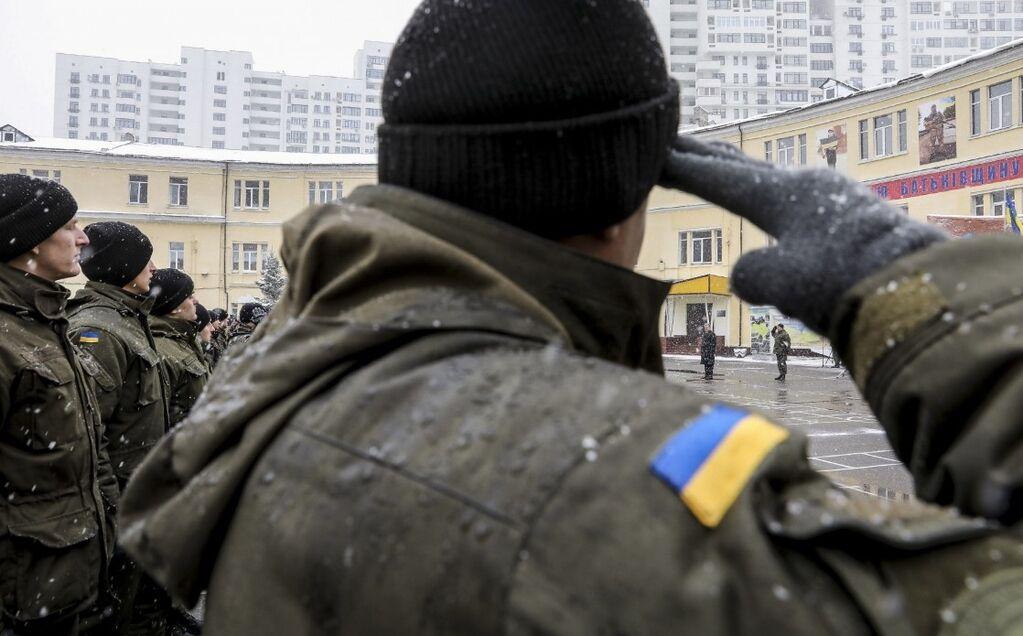Официально: батальону Нацгвардии присвоили имя Героя Украины Кульчицкого