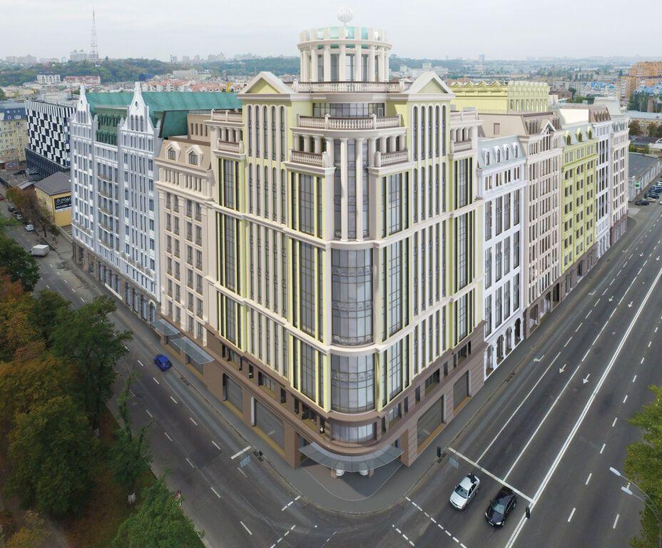 """Первое в Украине """"зеленое"""" здание откроется в сентябре 2017 года"""