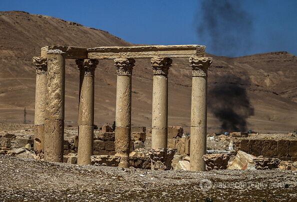 ИГИЛ вернулся в древнюю Пальмиру: армия Асада признала поражение