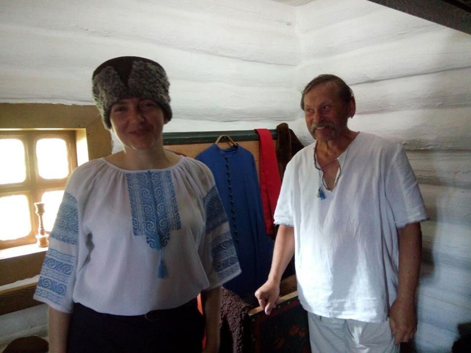 Коварные ФСБшники: сестра Савченко раскрыла предысторию нашумевшей шапки