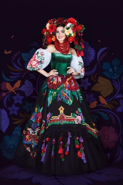 """Крымчанка покажет """"цветущую Украину"""" на конкурсе """"Мисс Вселенная"""""""