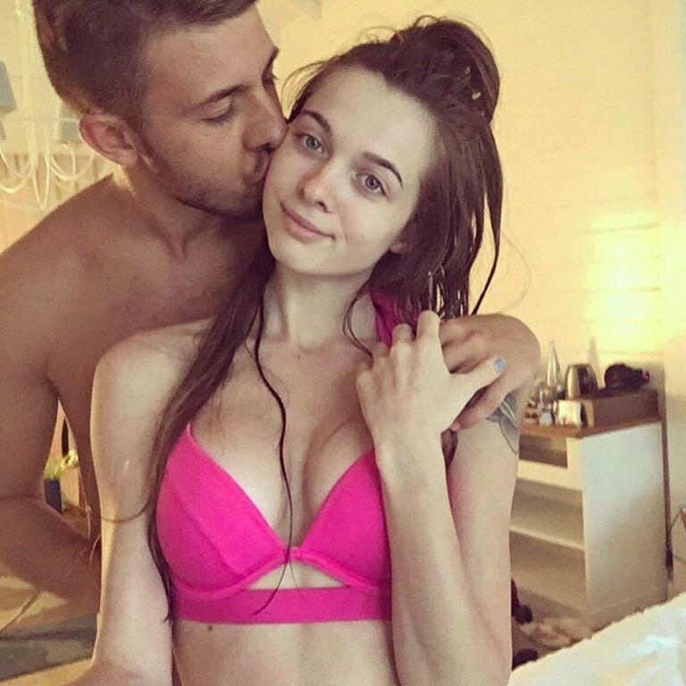 У мережі показали сексуальну подругу одного з найперспективніших футболістів України