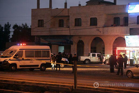 Побоїще в Йорданії: стало відомо про нові жертви терористів