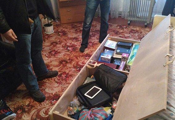 МВД разоблачило канал вербовки украинцев в РФ для торговли наркотиками