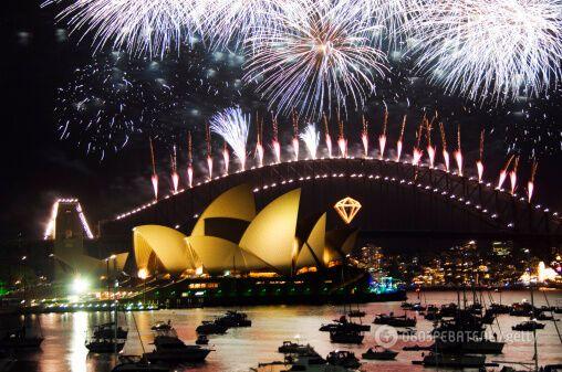 Як святкують Новий рік в екзотичних країнах