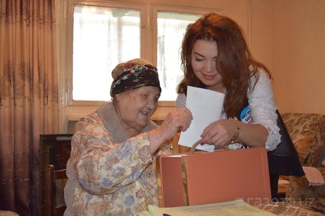 В Узбекистані стартували президентські вибори