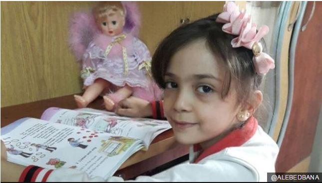"""""""Прощай, мир"""": сети пронзил последний твит ребенка из Алеппо"""