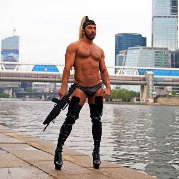 Осторожно, мачо: опубликованы смешные фото мужчин из соцсетей