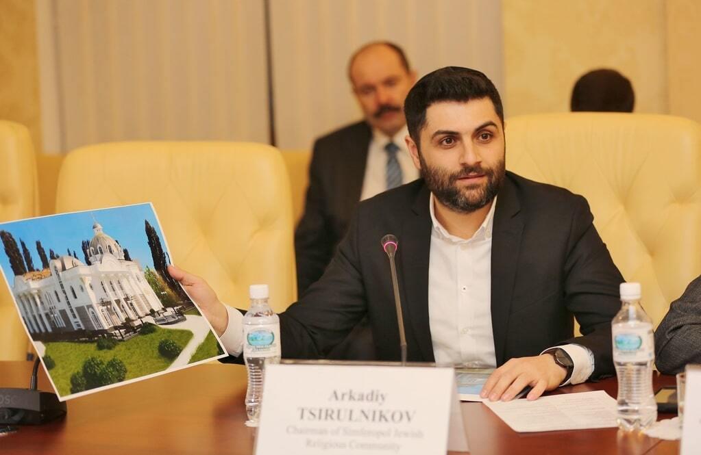 Оккупированный Крым посетила делегация из Израиля